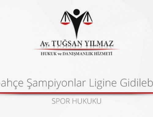Fenerbahçe Şampiyonlar Ligine Gidebilir Mi?