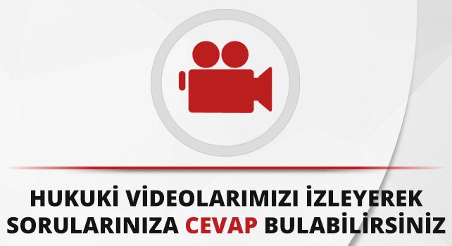 hukuki videolar