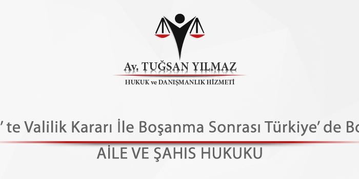Norveç-te-Valilik-Kararı-İle-Boşanma-Sonrası-Türkiye-de Boşanma